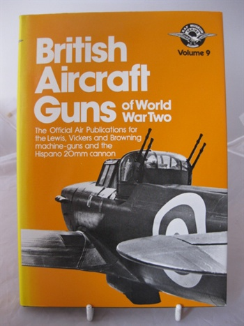 British Aircraft Guns Of World War Two